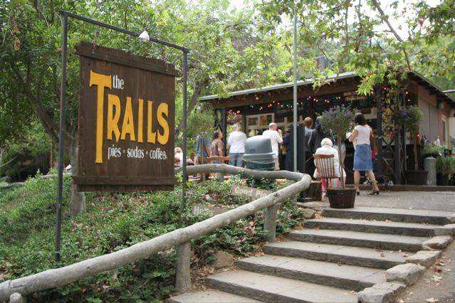The Trails Cafe Los Angeles Ca  Usa